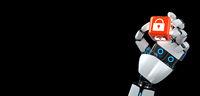 Robot Hand Cube DLock