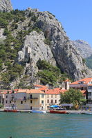 Omis in Croatia