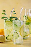 Sassy diet water.