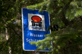 Wasserschutzgebiet Nähe Ködelberg