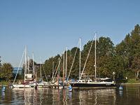 Emden Marina, Germany