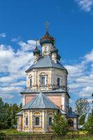 Transfiguration Church, Rogozha, Russia