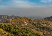 Landscape Monteverde Cloud Forest Reserve, Costa Rica