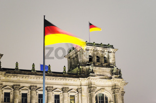 Reichstag Flagge
