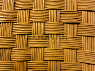 Bamboo craft texture, simple design