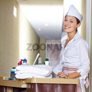 Housekeeping im Hotel