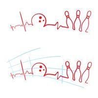 EKG of bowling club