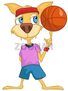Cartoon Character Cat