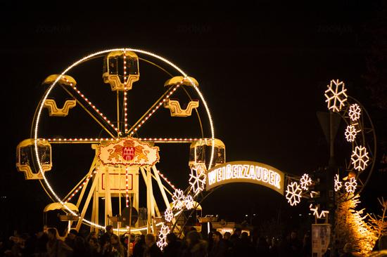 Ferris wheel for childs