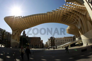 Antiquarium von Sevilla