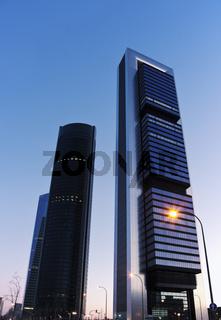 Cuatro Torres Business Area
