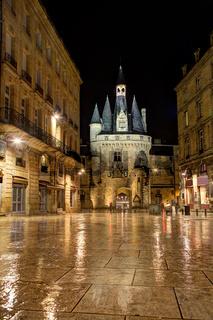 Porte Cailhau, Bordeaux, Gironde, Aquitaine, France