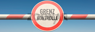 Grenzkontrolle