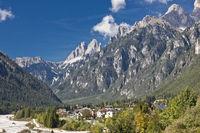 Auronzo  di Cadore, Dolomites, Italy, Europe