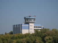 Moscow Russia Zhukovsky Airfield airport control tower the international aerospace salon MAKS-2019