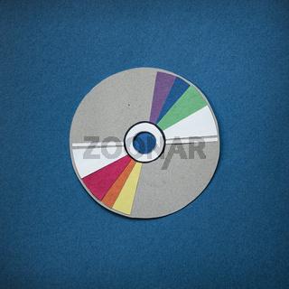 CD Rom Data Music Compact Disc