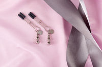 Erotic toys - nipple clamps