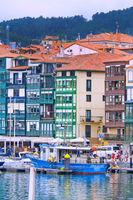 Bermeo Harbour, Bermeo, Spain