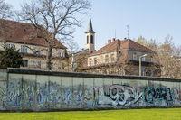 Berlin Wall Memorial, Germany