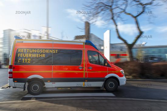 Fire service rescue service.