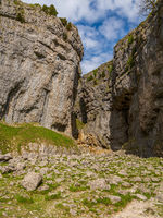 Gordale Scar, North Yorkshire, England