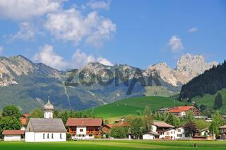 Urlaubsort Tannheim im Tannheimer Tal