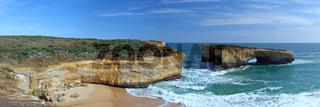 Der Felsen London Arch bei der Great Ocean Road (Australien)