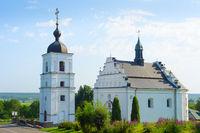 llinska church Subotiv village Ukraine
