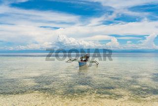Tauch Ausflug zur Insel Taupan der Togian Inseln in Sulawesi