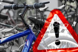 Achtung: Fahrrad & Sicherheit