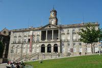 Stock exchange in Porto - Portugal
