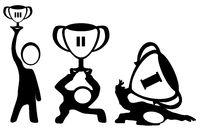 Award Pressure Symbol