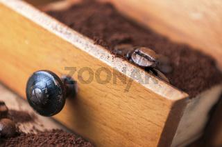 Coffee bean to coffee
