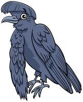 cartoon umbrellabird comic animal character