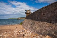 The Old Quay in Whitehaven, Cumbria, England