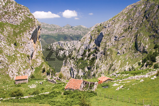 Picos de Europa national park, Asturias, Spain