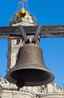 Orthodox church bell