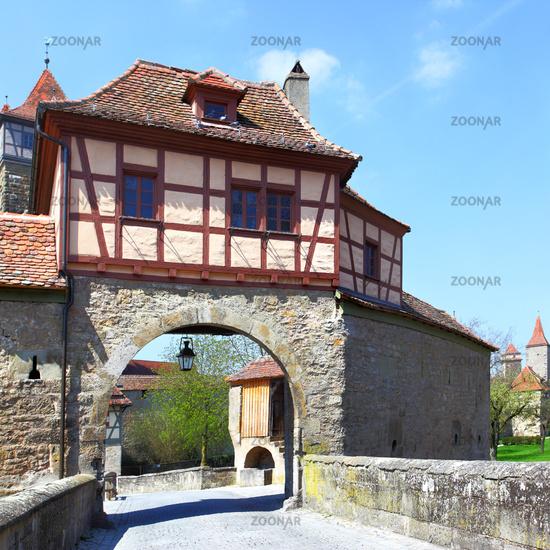 Gate of Rothenburg