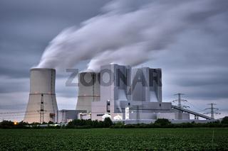 Kraftwerk Lippendorf der LEAG und EnBW.