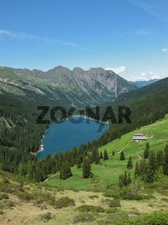 Beautiful Blue Lake Arnensee