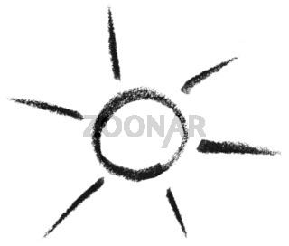 sun and light sketch