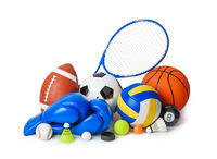 Set of sport equipment