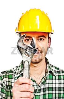 worker portrait