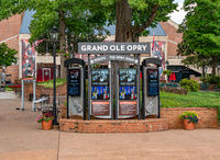 Grand Ole Opry in Nashville - NASHVILLE, USA - JUNE 15, 2019