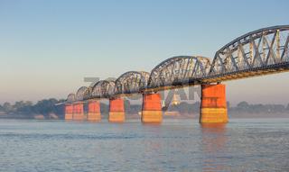Ava Bridge, Mandalay, Myanmar