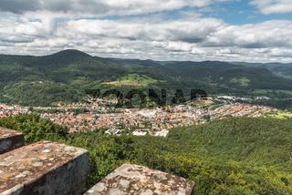 Annweiler am Trifels, Rhineland-Palatinate, Germany