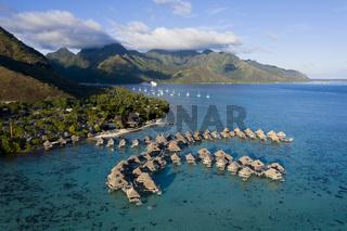 Hotel Resort, Franzoesisch Polynesien