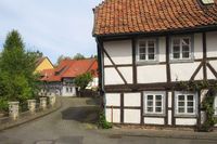 Hornburg - Historical old town, Germany