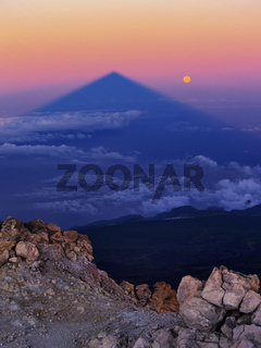 View from Teide