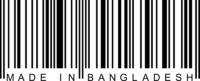 Barcode - Made in Bangladesh